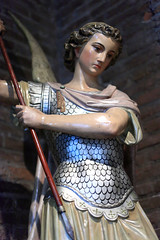 Spear lady