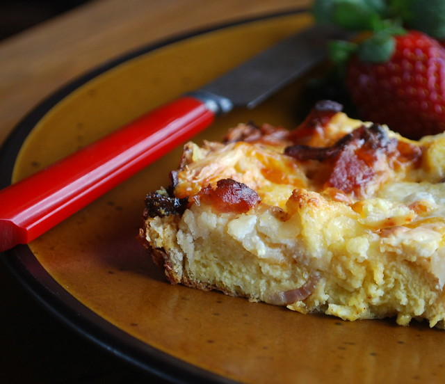 3 Cheese Breakfast Bake 2