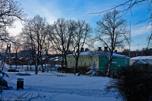 Winter_Porvoo_20120108_001 by Brin d'Acier