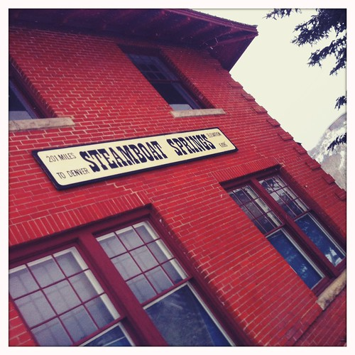 Steamboat Art Depot. Photo courtesy LaRock Star Creative.