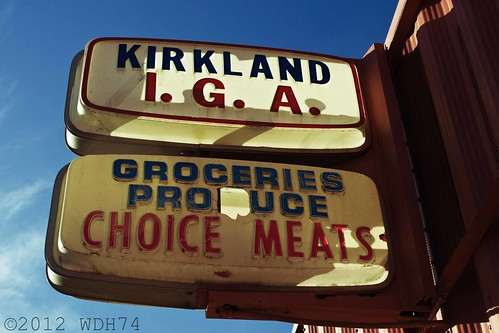 Kirkland I.G.A. by William 74