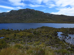 "stich C for ""Cradle Mountain-Dove Lake panorama"""