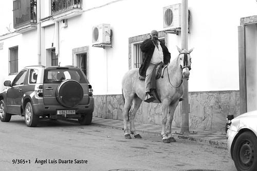 9/365+1 Rienda y trago... by Ángel L. Duarte