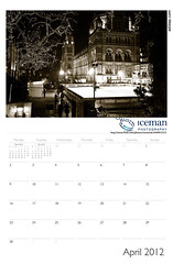 ADIDAP Calendar 2012 UK April