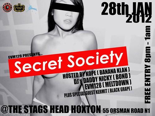 Secret society 1