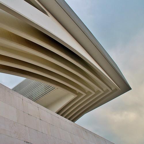 63 Palacio de Exposiciones y Congresos Ciudad de Oviedo Calatrava 1191