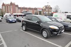 Mój Ford Kuga w 2012 roku