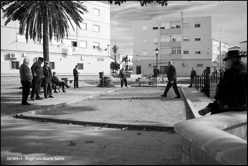 15/365+1 Domingo de petanca by Ángel L. Duarte