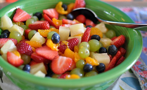 make ahead fruit salad fruit tray