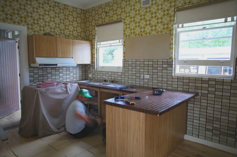 Kitchen Reno Timelapse 1