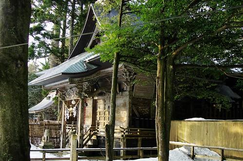 三瀬 気比神社