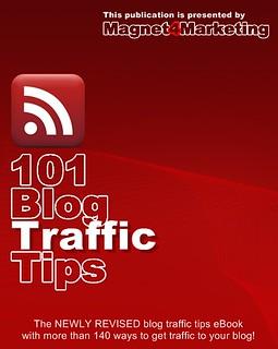 101 Blog Traffic Tips