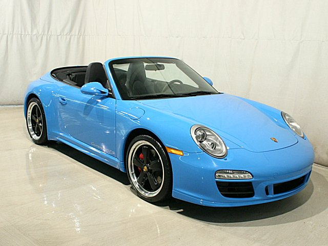 Changeable Mexico Blue 2012 Carrera 4 Gts Cabriolet Page