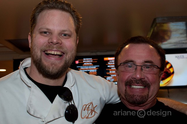 Chef Connor Butler, Owner Bruce Redpath