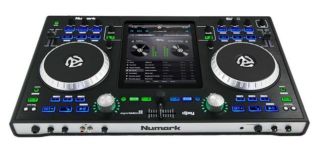 iDJ Pro Premium DJ Controller for iPad