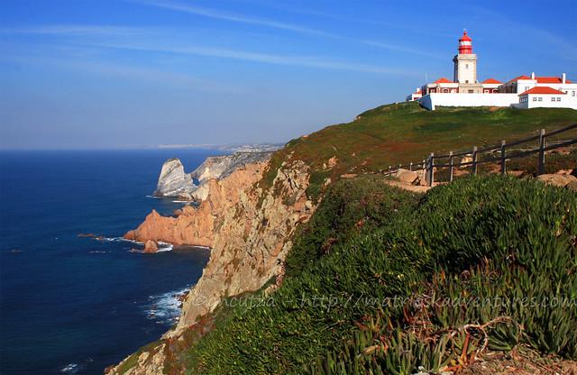 immagine foto Cabo da roca Portugal Portogallo