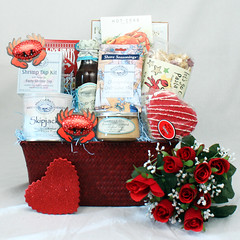 My heart belongs to Maryland Valentine's Day Gift Basket