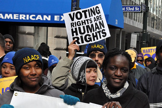December 10 march for voting rights | by Michael Fleshman