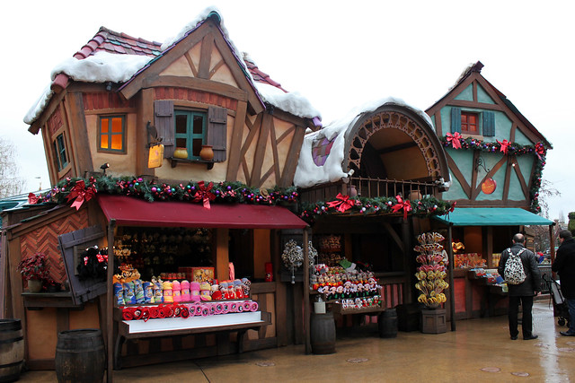 Belle's Christmas Village