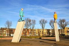 Kunst Zuidplein Rotterdam