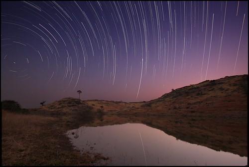 Startrail @ khambatki by Bakya-www.bokilphotography.com