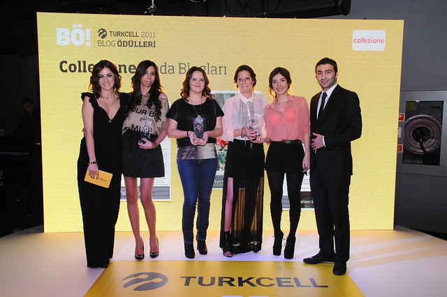 collezione, blog ödülleri, turkcell blog ödülleri, off ne giysem'in sunuculuk deneyimi, iconjane