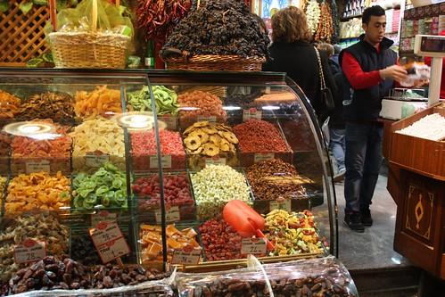 Mısır Çarşısı (Spice Bazaar), İstanbul - Türkiye