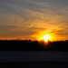 Small photo of Sunset in Akron, Indiana