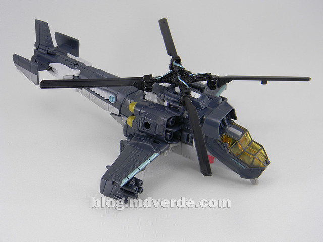 Transformers Skyhammer Voyager - Dark of the Moon - modo alterno