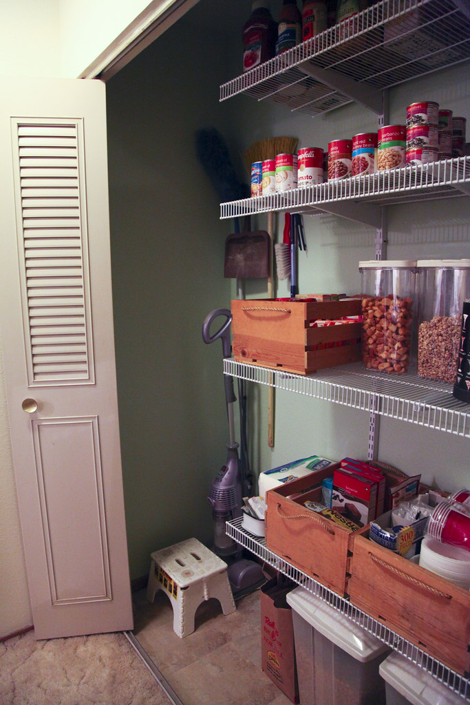 Pantry Completed!