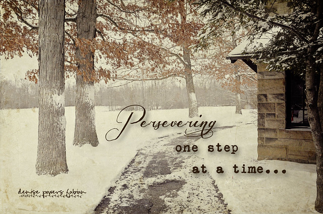 Persevering One Step at a Time