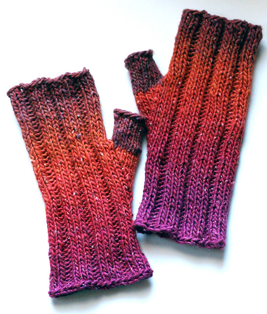 Mitts for Shayne