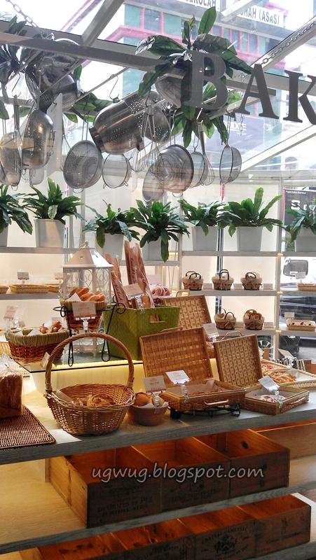 Bonjour Garden Bakery