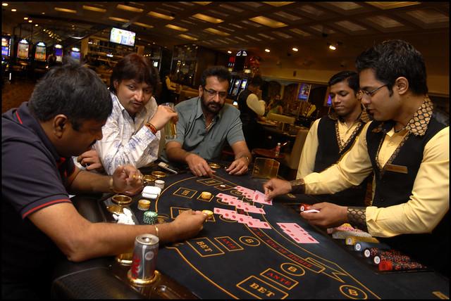 luxury casino in goa