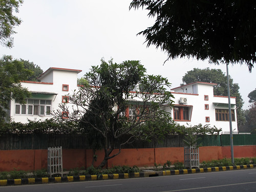 Moderne house, New Delhi