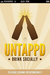 UNTAPPD   Beer and Social Networking Combine January