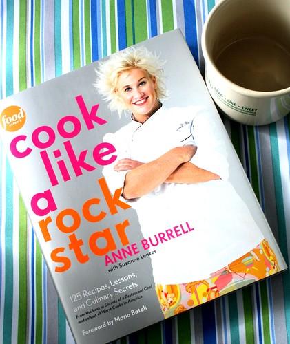 Anne Burrell's Cook Like a Rock Star
