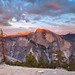 Half Dome Dinner View by Willie Huang Photo