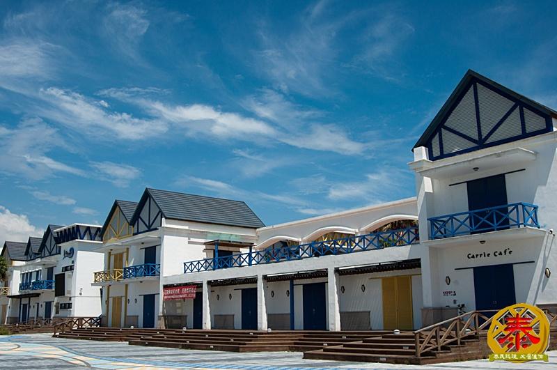 景點8-花蓮漁港購物中心