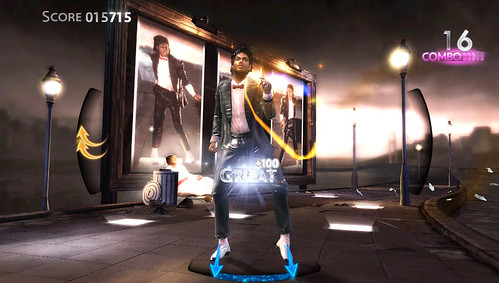 Michael Jackson The Experience for PS Vita