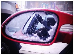 automotive exterior, window, rear-view mirror, glass, windshield,