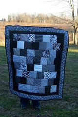Olivia's Quilt  front