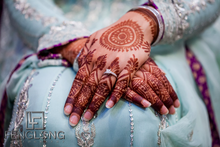 Mahmood & Sundus Engagement Ceremony | Zyka Indian Restaurant | Atlanta Pakistani Desi Wedding Photographer