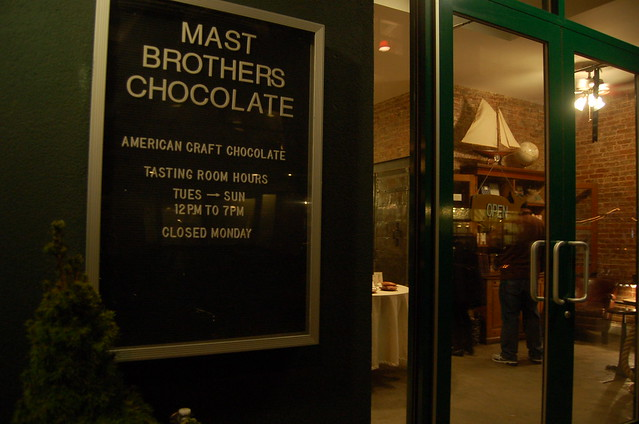 Mast Brother Chocolate