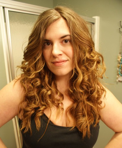 wavy hair how to 5