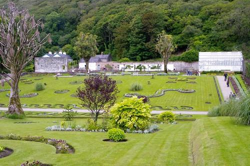 High Gardens, Kylemore Abbey