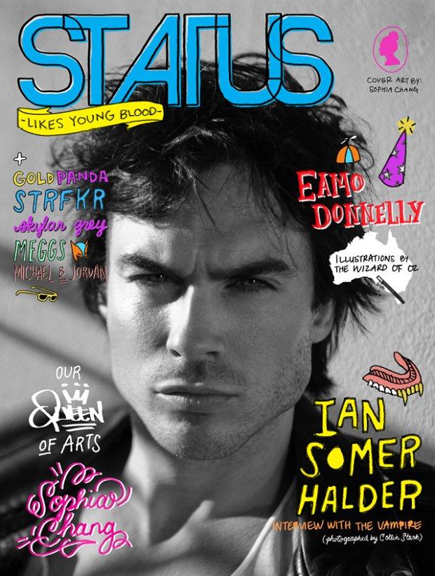 STATUS 28 Cover