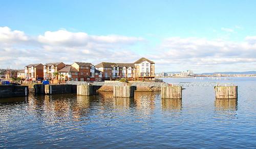 Cardiff Bay Housing
