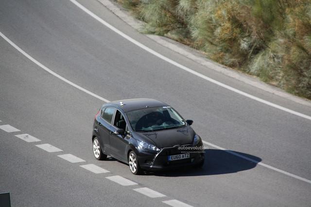 Ford Fiesta FL