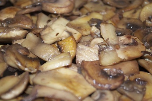 mushrooms cooking 5
